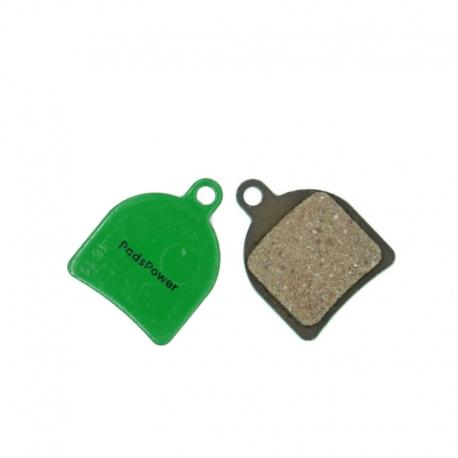 Plaquettes Semi-Métalliques PADSPOWER ROOKIE Hope Mono Trial / DB110