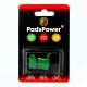 Plaquettes métalliques PADSPOWER Rookie TRP Dash, Dash Carbon, Parabox 2011 Front