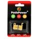 Plaquettes métalliques PADSPOWER Hero, TRP Dash, Dash Carbon, Parabox 2011 Front