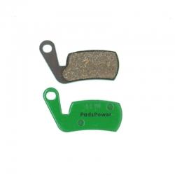 Plaquettes Semi-metallique PADSPOWER ROOKIE Magura Marta 2002-2008, Marta SL