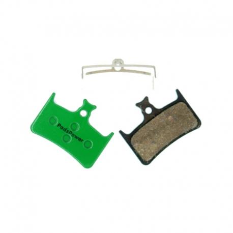 Plaquettes Semi-Métalliques PADSPOWER ROOKIE Hope Tech 3 E4