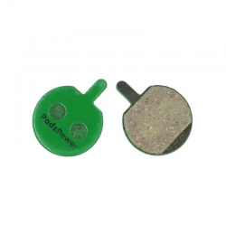 Plaquettes métalliques PADSPOWER HERO SXT1000 XL, SXT1000 XL EEC, SXT500 EEC, H800, H800 EEC .
