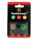 Plaquette frein Padspower Rookie pour trottinette électrique Xiaomi M365 MI, Mijia M365 42V, Xiaomi M187