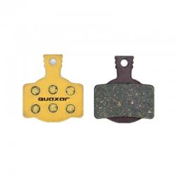 Plaquette VTT carbone Quaxar Magura MT8, MT4, MT2, MT6