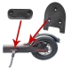 """Kit rehausseur pneus 10"""" pour trottinette électrique Xiaomi M365 et M365 Pro"""