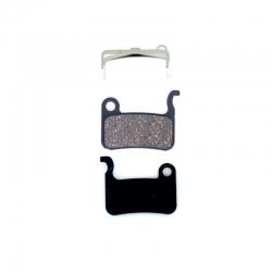 Plaquettes frein trottinette semi-métallique Joyor X5S, Lehe K1