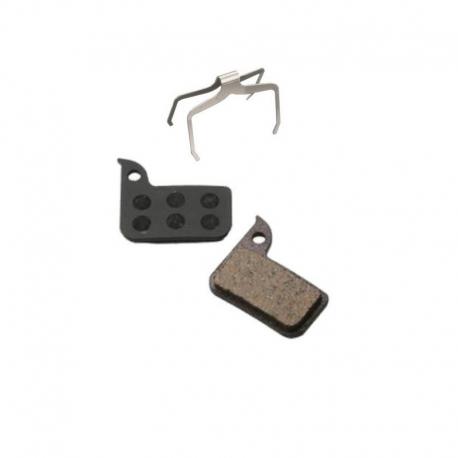 Plaquette Baeadine pour frein SRAM HRD, LEVEL TLM/ULTIMATE,Red, Force, Rival, Apex semi-métallique