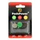 Plaquettes de freins semi-métalliques PadsPower Rookie pour trottinette électrique E-Road S2 350W et 500W.