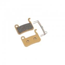 Plaquettes frein trottinette électrique métalliques pour KAABO Mantis 1500W