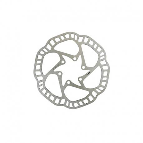 Disque de frein VTT - vélo - trottinette - 6 trous - NEWTON