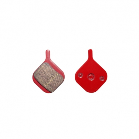 Plaquettes freins semi-métalliques Hope Tech 3 E4 de la marque Baradine