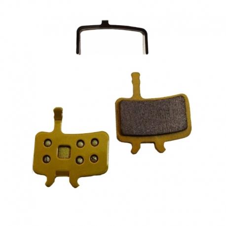 Plaquette métallique Baradine Promax HORNET, DSK-905, Q3, DSK-907, E-capsule.