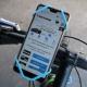 Support téléphone vélo - VTT électrique, compatible vélo Decathlon, Nakamura, Scrapper.