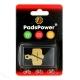 Plaquettes freins métallique Kugoo G-Booster de la marque PadsPower Hero.