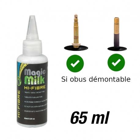 """Liquide préventif VTT tubeless 26"""", 27.5"""", 29"""" Tubeless, route - OKO Magic Milk Hi-Fibre 250 ml"""