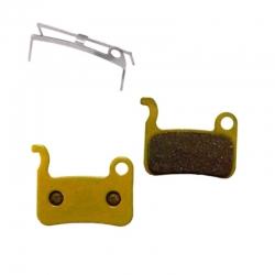 Plaquette de frein métallique Baradine pour trottinette électrique KAABO Mantis 1500W