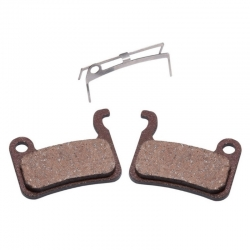 Plaquettes de frein semi-métalliques Baradine pour trottinette électrique Wiizzee WS5 / WS7 / WS9