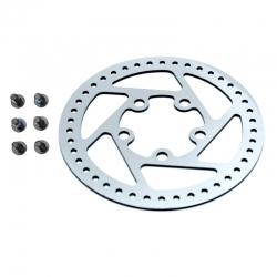 Disque de frein 110mm, 5 trous pour trottinette électrique Xiaomi m365, 1s, Essential