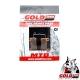 Plaquette de frein métal-céramique Goldfren pour KAABO Mantis 1500W