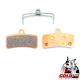 Plaquette de frein métal-céramique Goldfren pour frein VTT Shimano SAINT/ZEE/D01S/D02S, Shimano XT M8120/M8020, SLX M7120, SAINT