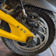 Plaquette frein carbone Quaxar pour trottinette électrique Vsett 10+ et Vsett 11+ équipé de frein NUTT
