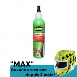 """Gel liquide anti-crevaison trottinette électrique """"slime"""""""
