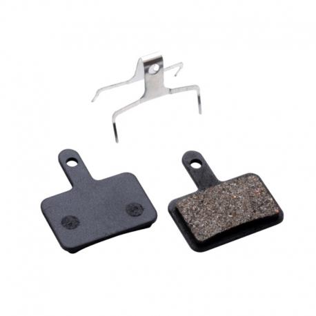 Plaquette semi-métallique Shimano BARADINE B01S Deore, Acera, Alivio, Nexave