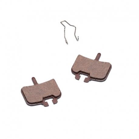 Plaquette semi-métallique Baradine Hayes MX1, HFX-Mag Series, HFX-9 Series