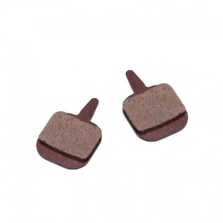 Plaquettes semi-métalliques BARADINE Tektro IO