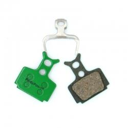 Plaquettes Semi-metallique PADSPOWER ROOKIE Formula R1R, R1, C1, CR3, T1R, T1, ROR, RO, Cura
