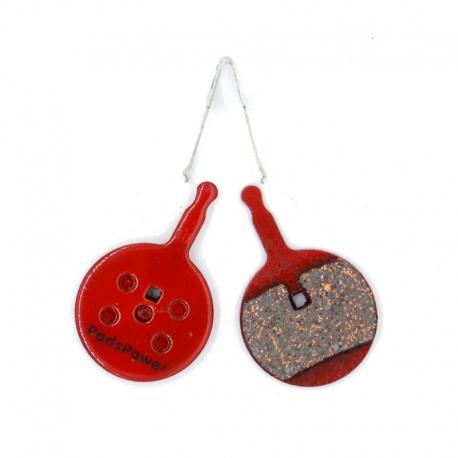 Plaquettes Semi-metallique PADSPOWER EXPERT Avid BB5