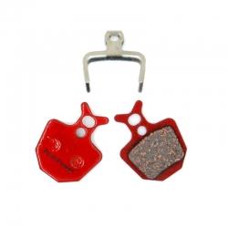 Plaquettes Semi-metallique PADSPOWER EXPERT Formula Oro K18 / K24