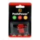 Plaquettes Semi-Métalliques PADSPOWER EXPERT Avid Juicy 3 / 5 / 7 / Ultimate / BB7
