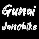 Plaquettes Gunai - Janobike