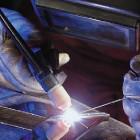 Soudure d'un cadre VTT aluminium