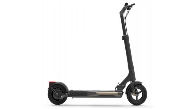 La trottinette électrique Smolt and Co Z1000 est polyvalente et confortable