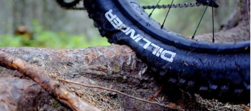 Les pneus tubeless permettent de rouler à plus basse pression et d'avoir une meilleure adhérence. Il diminue aussi les risques de crevaison.