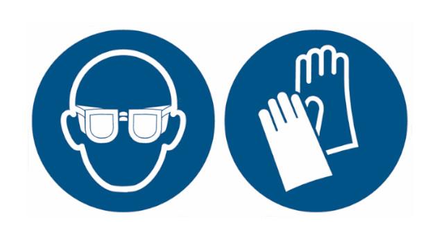 Logo EPI - gant et lunette