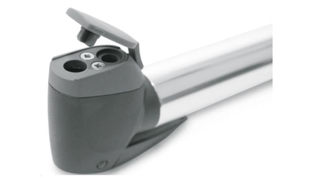 Adaptateur double tête mini-pompe vélo électrique