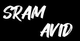 Plaquette Avid et plaquette Sram