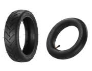 Chambre à air et pneu trottinette électrique