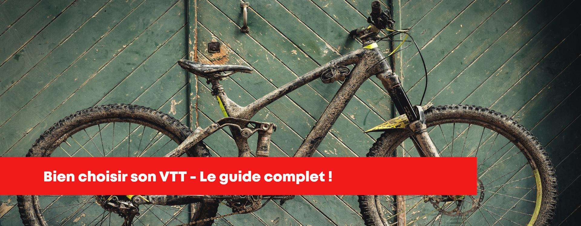 Quel VTT choisir? Notre guide ultime!