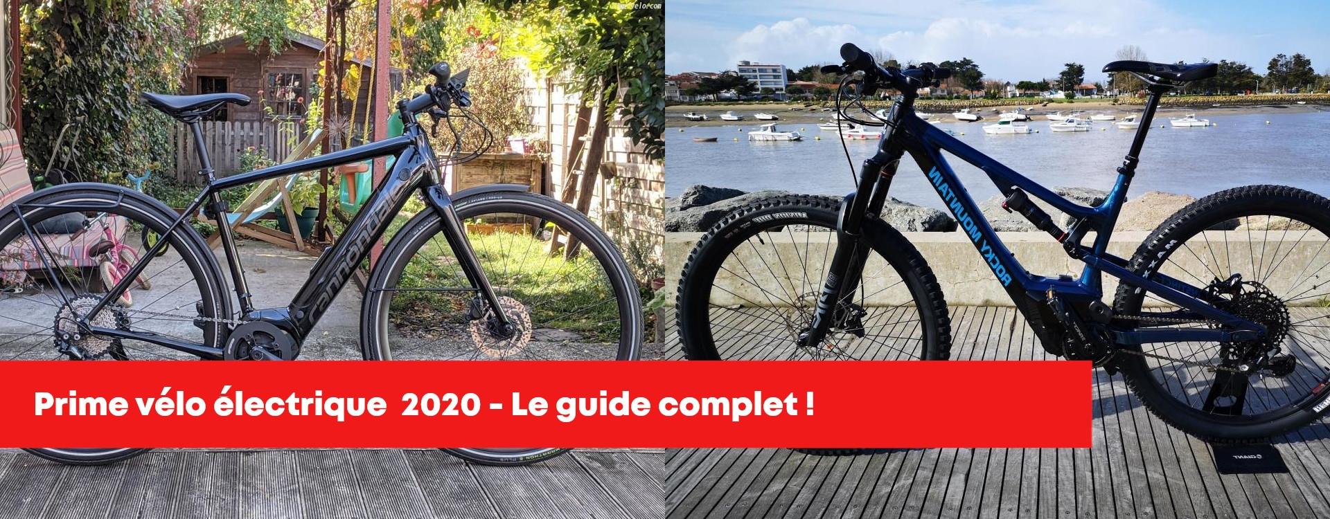 Subvention vélo électrique 2020 - Notre guide !
